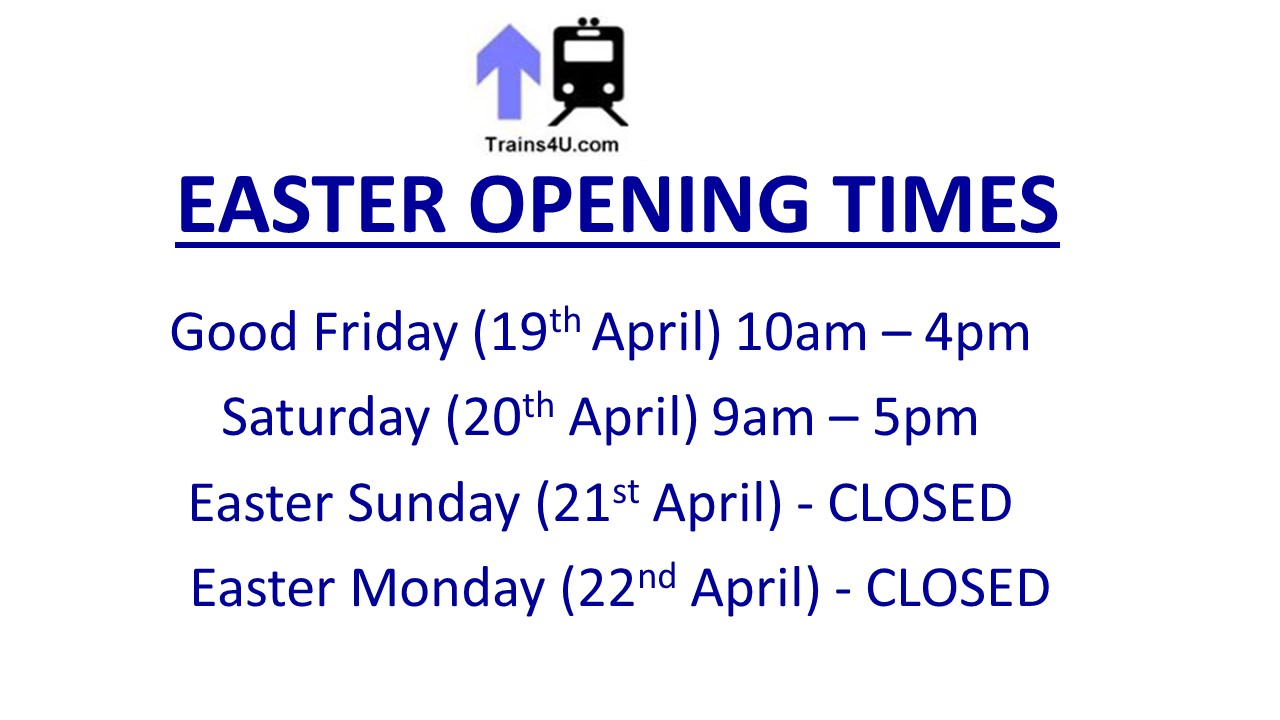 Easter Opening Times 2019