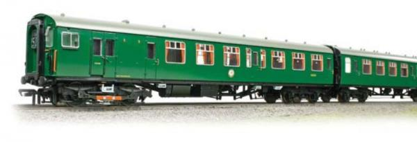 Bachmann 31 425a Cep 4 Car Emu Sr Multiple Unit Green